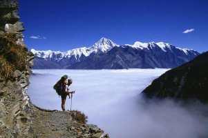 Running as Everest